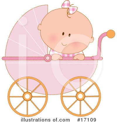 Baby Clipart #17109 by Maria Bell