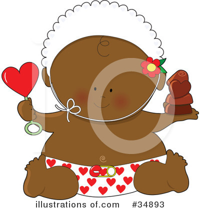 Baby Clipart #34893 by Maria Bell