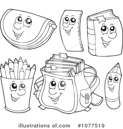 Back To School Clipart 1077519
