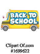 Back To School Clipart #1699622 by Graphics RF