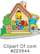 Back To School Clipart #220644 by visekart