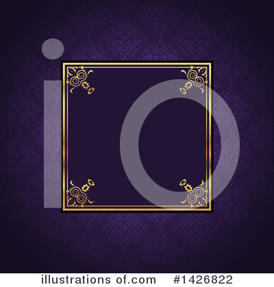Royalty-Free (RF) Background Clipart Illustration by KJ Pargeter - Stock Sample #1426822
