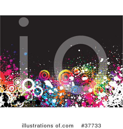 Splatters Clipart #37733 by KJ Pargeter