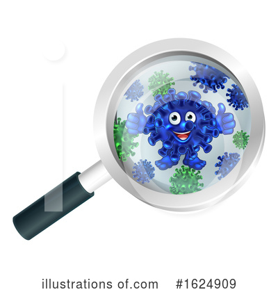 Germ Clipart #1624909 by AtStockIllustration