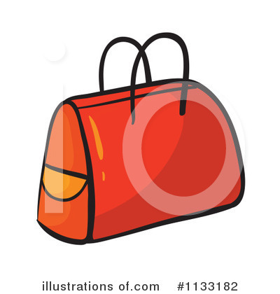 bag clipart 1133182 illustration by graphics rf rh illustrationsof com bag clipart bw bag clipart outline