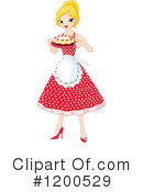 Baking Clipart #1200529 by Pushkin