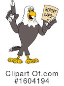 Bald Eagle Clipart #1604194 by Toons4Biz