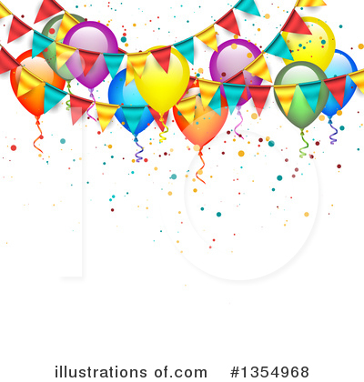 Party Clipart #1354968 by vectorace