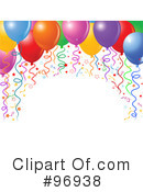 Balloons Clipart #96938 by Pushkin