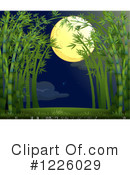 Bamboo Clipart #1226029 by Graphics RF