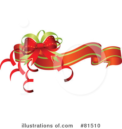 Christmas Banner Clipart #81510 by OnFocusMedia
