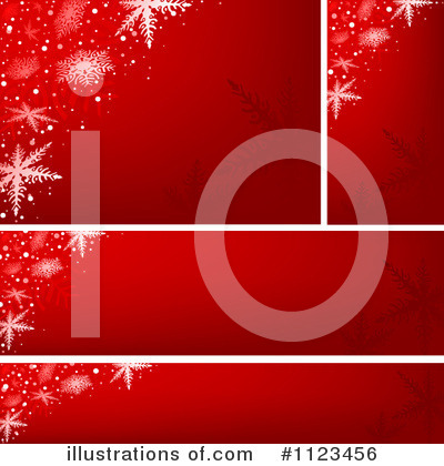 Christmas Banner Clipart #1123456 by dero