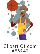 Basketball Clipart #86240 by mayawizard101