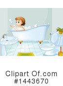 Bath Clipart #1443670 by Graphics RF