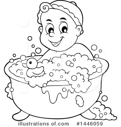 Hygiene Clipart #1446059 by visekart