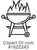 Bbq Clipart #1622243 by Vector Tradition SM