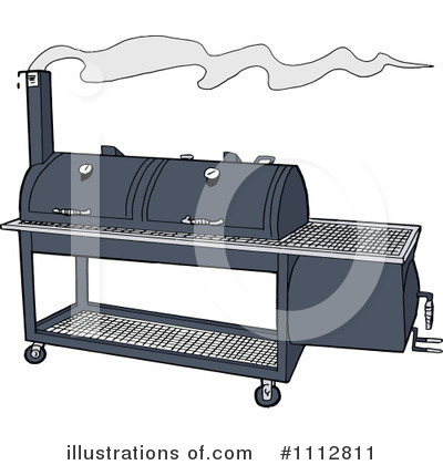Bbq Clipart #1112811 by LaffToon
