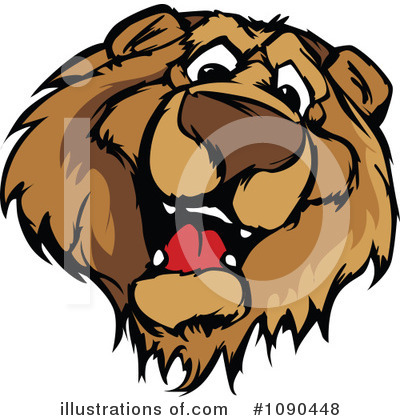 Bear Clipart #1090448 by Chromaco