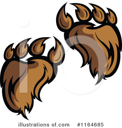 Bear Clipart #1164685 by Chromaco