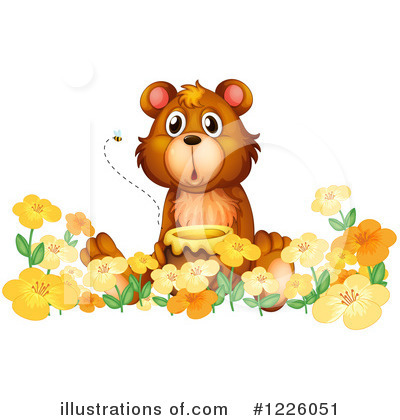 Bear Clipart #1226051 by Graphics RF