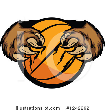 Bear Clipart #1242292 by Chromaco
