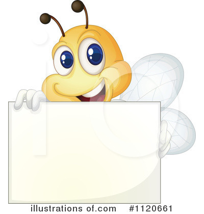 Bee Clipart #1120661 by Graphics RF
