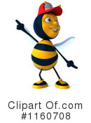 Bee Clipart #1160708 by Julos