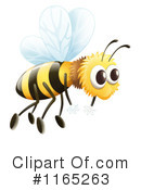 Bee Clipart #1165263 by Graphics RF