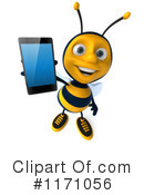 Bee Clipart #1171056 by Julos