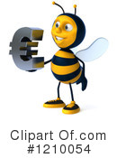 Bee Clipart #1210054 by Julos