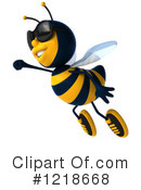 Bee Clipart #1218668 by Julos