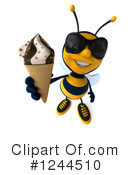 Bee Clipart #1244510 by Julos