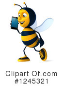 Bee Clipart #1245321 by Julos
