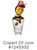 Bee Clipart #1245932 by Julos