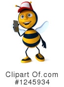 Bee Clipart #1245934 by Julos