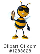 Bee Clipart #1288828 by Julos