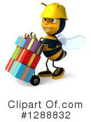Bee Clipart #1288832 by Julos