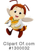 Bee Clipart #1300032 by BNP Design Studio