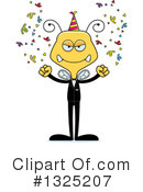 Bee Clipart #1325207 by Cory Thoman