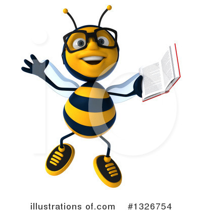 Business Bee Clipart #1326754 by Julos