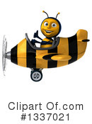 Bee Clipart #1337021 by Julos