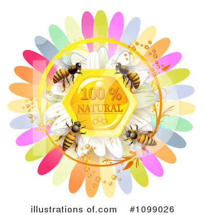 Honey Clipart #1099026 by merlinul