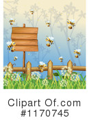 Bees Clipart #1170745 by Graphics RF
