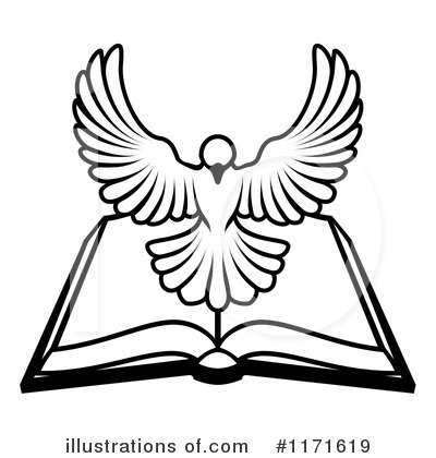 Bible Clipart #1171619 - Illustration by AtStockIllustration