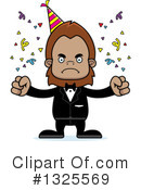 Bigfoot Clipart #1325569 by Cory Thoman
