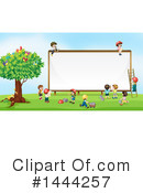 Billboard Clipart #1444257 by Graphics RF