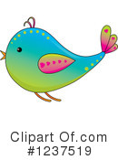 Bird Clipart #1237519 by Pams Clipart