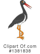 Bird Clipart #1381838 by Alex Bannykh