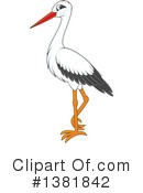 Bird Clipart #1381842 by Alex Bannykh