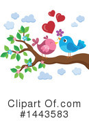 Bird Clipart #1443583 by visekart